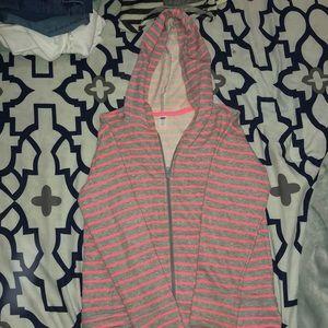 Striped kids sweater